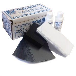 Micro-Mesh Acrylic Hand Polishing Kit