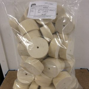 Batch Lot - 52 OFF FELT WEELS 67MM - VARIOUS WIDTH