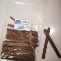 Hardwood Lapping Sticks