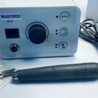 Maxforce Micromotor B150 with 3mm collet and foot pedal.