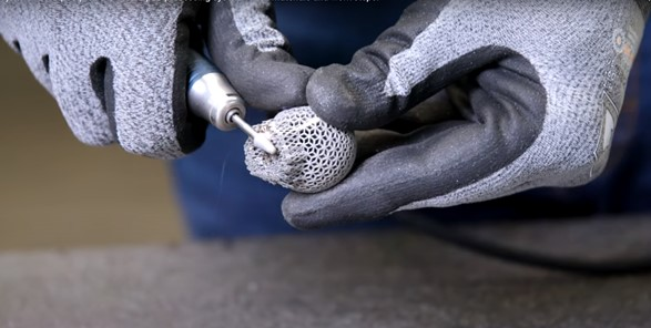 additive manufacturing post processing